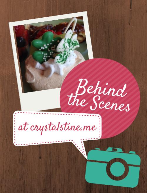 Behind the Scenes at crystalstine.me