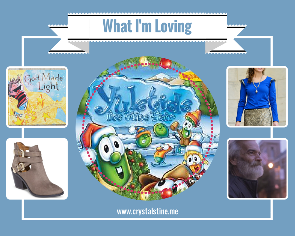 What I'm Loving  - www.crystalstine.me