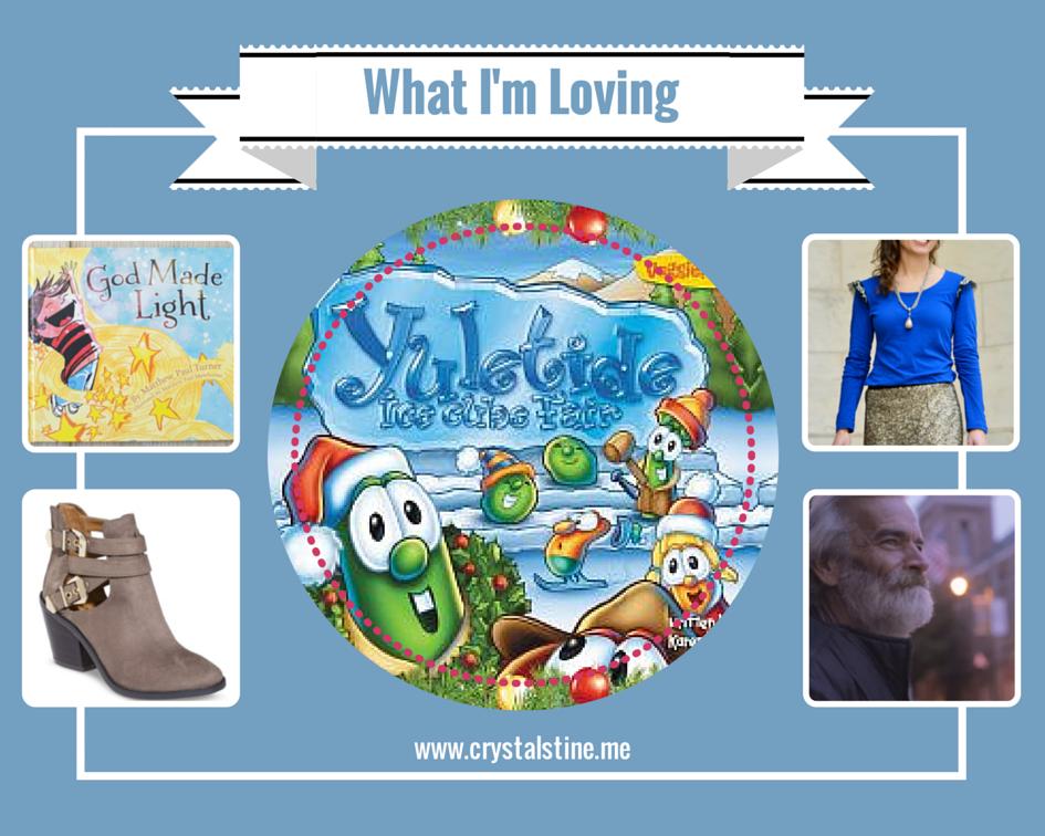 What I'm Loving  - www.crystalstine.me
