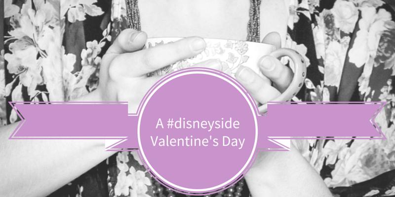 A #disneyside Valentine's Day