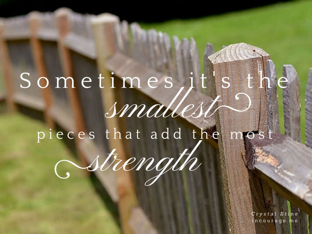 Significance of Small