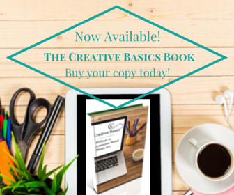 Creative Basics: Now Available!