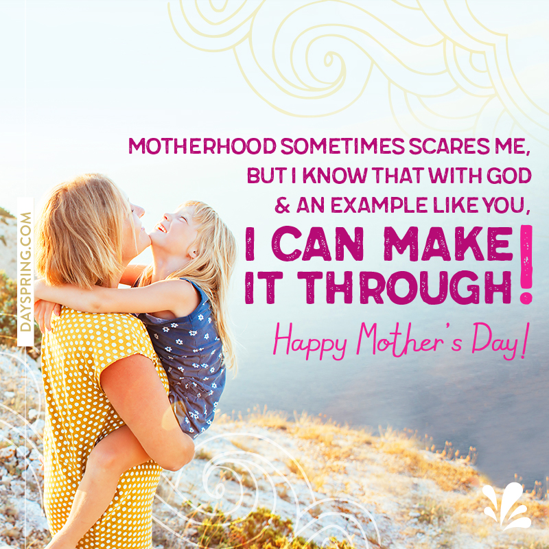 Mother's Day Encouragement