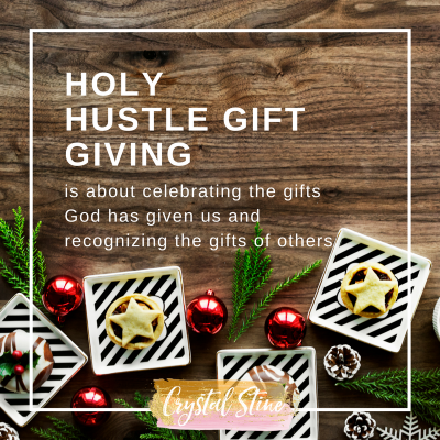 Holy Hustle Holidays: Gift Guide